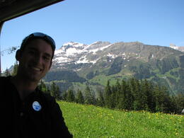 Photo of Zurich Jungfraujoch: Top of Europe Day Trip from Zurich Ryan on the train