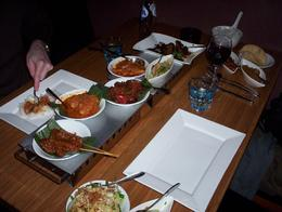 It is said that Amsterdam is the best place to get Indonesian food outside of Indonesia. This was a first for us and we really enjoyed our dinner. They were very busy. I suggest you make ... , Cara Rose R - April 2009