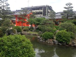Photo of Osaka Kyoto Day Tour of Golden Pavilion, Nijo Castle and Sanjusangendo from Osaka Sanjusangendo Temple