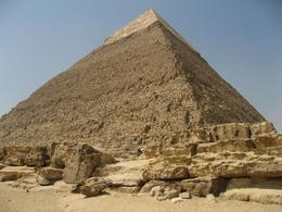 Photo of Cairo Private Tour: Giza Pyramids and Sphinx Second Pyramid