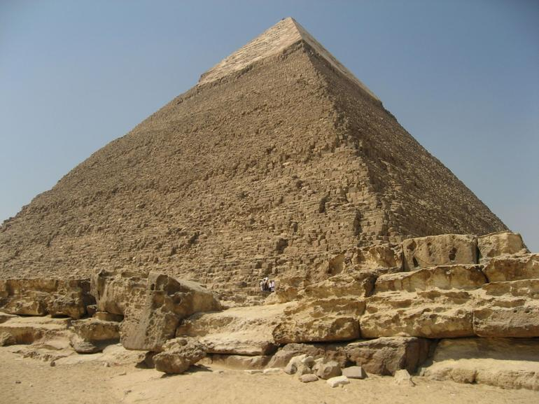 Second Pyramid - Cairo