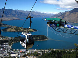 Photo of   Skyline Gondola, Queenstown, NZ