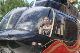 Photo of Orlando Orlando Helicopter Tour from Walt Disney World Resort Area Starting our accent over Orlando