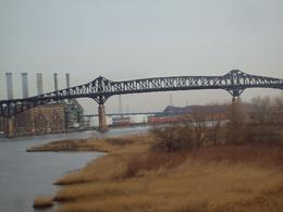 Photo of New York City The Sopranos Sites Tour the bridge..