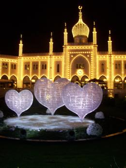 Photo of Copenhagen Copenhagen Card Tivoli glow
