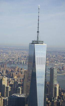 WTC from helicopter , Artur D - April 2016
