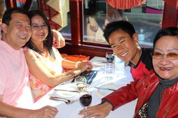 "Photo of Melbourne Colonial Tramcar Restaurant Tour of Melbourne ""A family affair"""