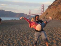 Photo of   Baker Beach Fun