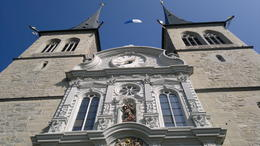 Photo of Zurich Lucerne City Tour Church