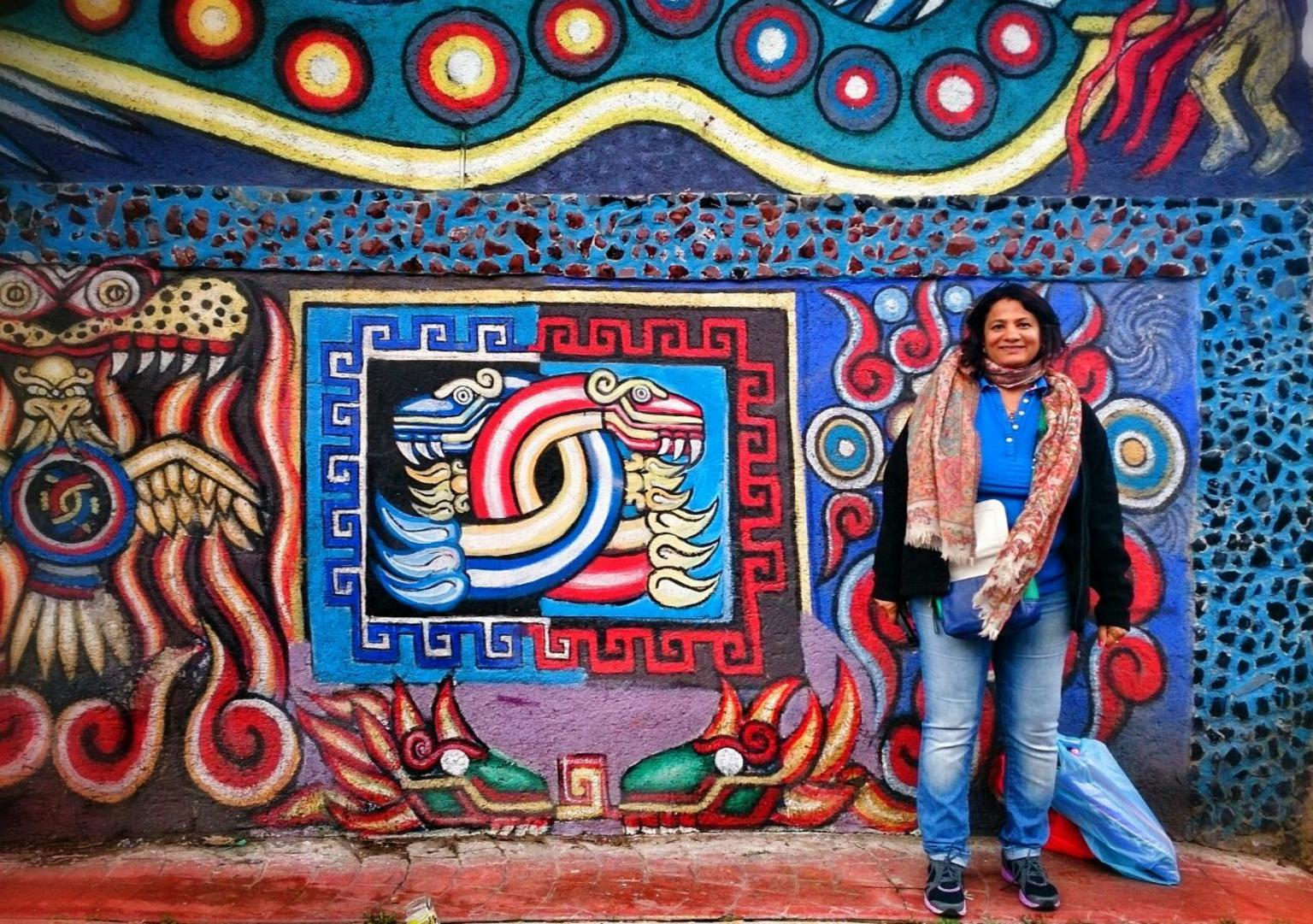 Experience Mexico City: Teotihuacan Day-Trip & Dinner with the Locals