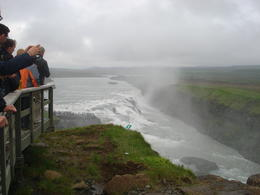 Photo of Reykjavik Reykjavik Super Saver: Blue Lagoon Round-Trip Transport plus Gulfoss and Geysir Half-Day Tour GULFOSS WATERFALLS
