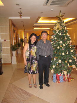Photo of Ho Chi Minh City Ho Chi Minh City Discovery Small Group Adventure Tour It's Christmas Day