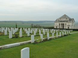 Our tour of the somme , Barb B - November 2012