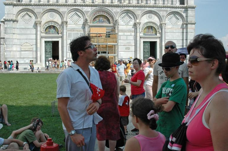 Our Tour Guide - Florence