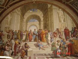 Photo of Rome Skip the Line: Vatican Museums Walking Tour including Sistine Chapel, Raphael's Rooms and St Peter's Raphael's Painting