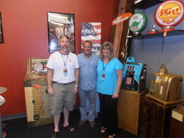 Photo of Las Vegas Pawn Stars Tour of Las Vegas Rick's Restoration