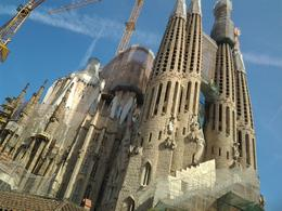 Photo of Barcelona Barcelona Hop-on Hop Off Tour: East to West Route Sagrada Familia