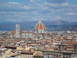Photo of Florence Florence City Hop-on Hop-off Tour Great view of Florence