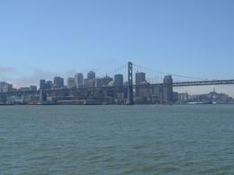 Could not have had better weather for our bay cruise. - May 2008
