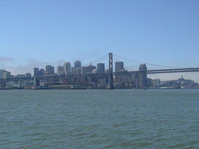 SF Bay Cruise - SF Skyline - San Francisco