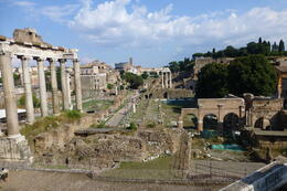 Photo of Rome Private Tour: Rome Sightseeing by Vintage Fiat 500 The antique Rome