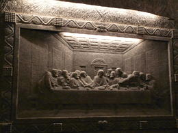 Photo of Krakow Wieliczka Salt Mine Half-Day Trip from Krakow The Last Supper
