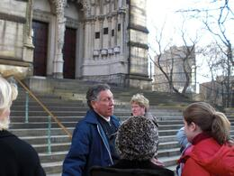 Photo of New York City New York City Guided Sightseeing Tour by Luxury Coach Tour guide