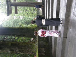 Photo of Tokyo Nikko National Park Day Trip from Tokyo Young Couple at Nikko