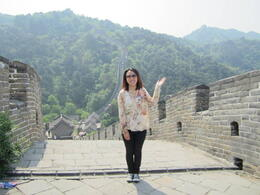 Photo of Beijing Great Wall of China at Mutianyu Full Day Tour including Lunch from Beijing Zoe