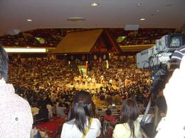 Photo of Tokyo Tokyo Sumo Wrestling Tournament Amazing Stadium