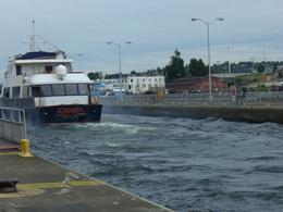 Photo of   Ballard (Chittenden) Locks, Seattle