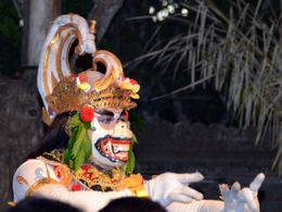 Photo of Bali Bali Kecak Dance, Fire Dance and Sanghyang Dance Evening Tour Hanuman, the Monkey god
