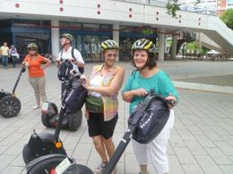 Photo of Berlin Berlin Segway Tour Helmets on and here we go!