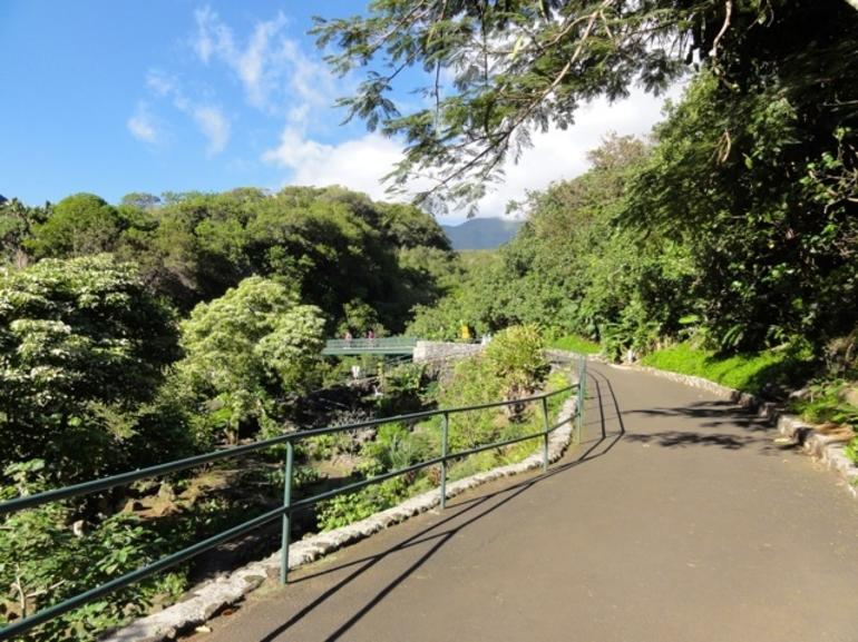 Iao Valley State Park in Maui - Maui