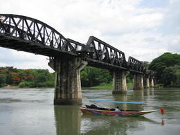 Photo of Bangkok Floating Markets and Bridge on River Kwai Tour from Bangkok The Bridge over the River Kwai