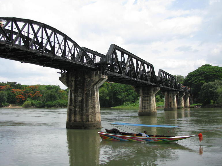 The Bridge over the River Kwai - Bangkok