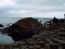 Photo of Dublin Northern Ireland including Giant's Causeway Rail Tour from Dublin Ireland2 06-11 078