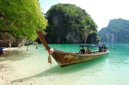 Krabi Island: The quintessential Thai island photo, Jeff - May 2008
