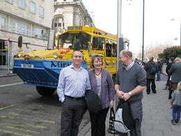 Photo of London London Duck Tour London March 2012 004