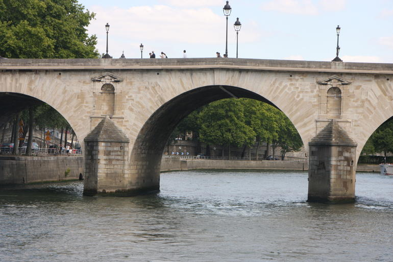 Seine River Cruise and Paris Canals Tour - Paris
