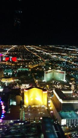Photo of Las Vegas Las Vegas Strip Night Flight by Helicopter with Transport Strip Las Vegas