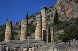 Photo of Athens Delphi Day Trip from Athens Temple of Apollo (1)