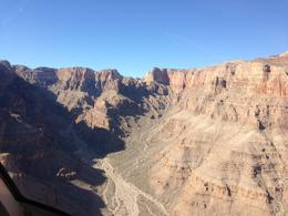 Picture from the floor of the Western Rim , its breathtaking ! , Rob - November 2012