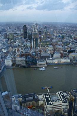 North across the River Thames , Michael Y - February 2013