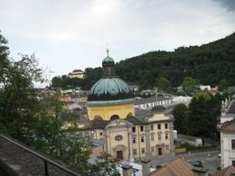 Photo of Munich Salzburg Small Group Day Tour from Munich View from the Nonnberg