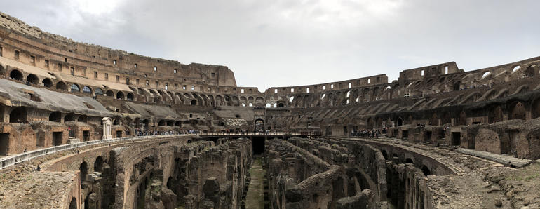 Skip the Line: Ancient Rome and Colosseum Half-Day Walking Tour photo 25