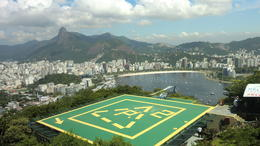 Photo of Rio de Janeiro Corcovado Mountain, Christ Redeemer and Sugar Loaf Mountain Day Tour 02-17-12 49