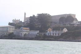 Alcatraz from the Bay , Erin N - October 2012