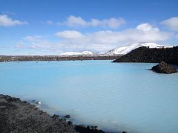 A segment of the fabulous Blue Lagoon , Lois L J - March 2014