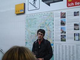 Our Dachau tour guide was extremely knowledgeable and helpful., David F - June 2010